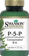 B6-vitamin Swanson (60)