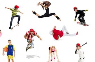 Sportolók