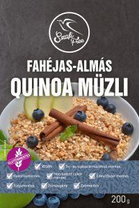 Szafi Free_Fahejas almas quinoa muzli_200g