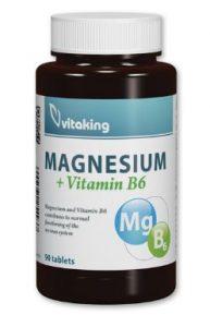 Vitaking-Magnezium-B6
