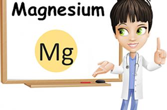 Magnézium ajánlott mennyisége