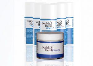 Double Helix Water és Cream akciós csomag