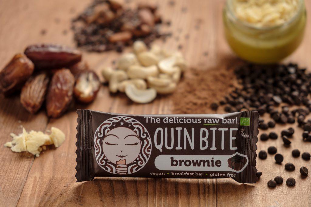 Bio Quin Bite nyers szelet – Brownie