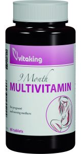 9 hónap terhes vitamin