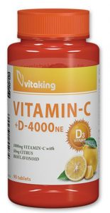 Vitaking-C1000-D4000-Vitamin
