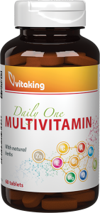 Vitaking Daiy One Multivitamin