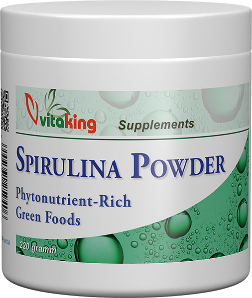 VK_Spirulina powder
