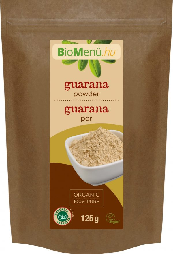 BioMenü BIO GUARANA por (125 g)