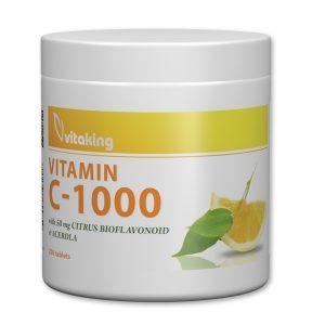 Vitaking-C-1000-bioflavonoidokkal-200