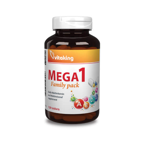 Mega-1 multivitamin Family (120)