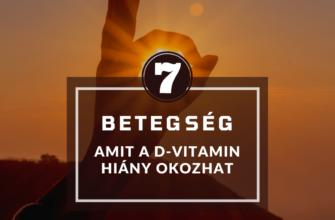 D-vitamin hiány